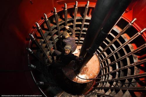 Разгонка клина турбогенератора ТФ-80
