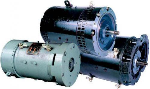 Крановый электрический двигатель серии МТКН