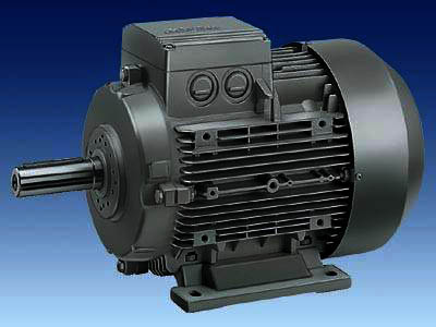 Электродвигатель асинхронный