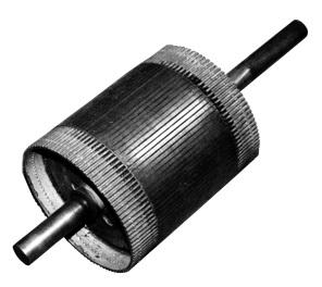 Ротор электродвигателя
