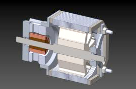 Коллекторный универсальный электродвигатель
