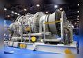 Газотурбинная установка, мощность которой составляет 32 МВТ