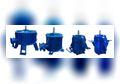 Асинхронные вертикальные электродвигатели серий ВАСО7 (взрывозащищенное исполнение) и АСВО (общепромышленное исполнение)